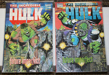 Marvel Incredible Hulk: Future Imperfect # 1-2 Complete Set - First Maestro!