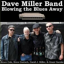 "Dave Miller Band CD - ""Blowing the Blues Away"" - 10% donated to Jazz Unlimited!"