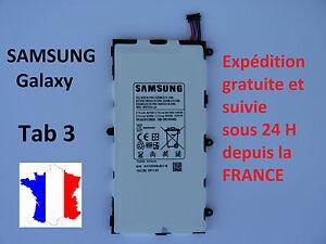 "Battery For Samsung Galaxy Tab 3 7.0 "" /T210/T211 Ref:T4000E 4000 MAH"