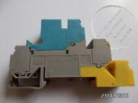 Entrelec D4/6 LNTP 4mm² dreifach Reihenklemme Nulltrennklemme Schaltschrank 400V