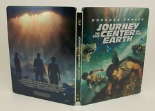 STEELBOOK Journey to the Center of the Earth (Blu-ray Disc, 2013)
