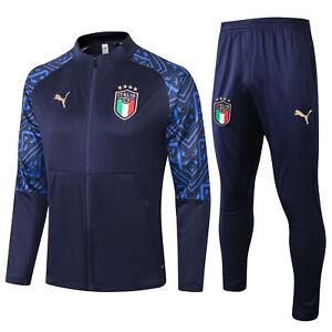 Mens Jumper + Pants Manchester United Sportswear Jumper Training Suit