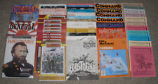 Lot of 46 Vintage Strategy Warfare Simulation War Gaming Magazines S&T/CWJ/MORE!