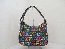 NWT AUTHENTIC DOONEY & BOURKE DOODLE COLLECTION SMALL KILEY SIGNATURE HOBO-$198