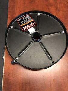 OEM Lower Tray w/Wheel For Craftsman 9.50604 Adjustable Mechanics Seat See Descr