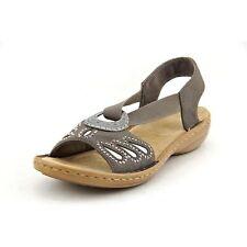 Rieker Sandalen und Badeschuhe aus Synthetik für Damen