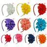Big Flower Hair Bows Headband  Hairbands Hoop Hair Accessories For Girls NTH