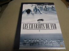 "COFFRET COLLECTOR 2 DVD NEUF ""LES CHARIOTS DE FEU"" collection Cinema Reference"