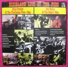 Dixieland Live at the Pubs- Mick Fowler & The Fowlhouse Five +One - Doc Willis