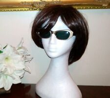 Ladies Designer Gucci 1950s Style Pearlescent Sunglasses 1990s True Vintage