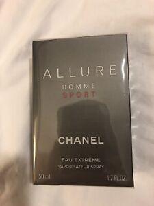 Chanel allure homme sport cologne 3.4 oz fl eau de toilette
