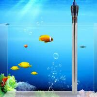 25-500W Water Aquarium Aqua Heater Bar Fish Tank Adjustable Automatic Thermostat