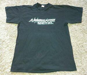 OG Annihilator 2007 Metal Tour Shirt thrash speed slayer testament