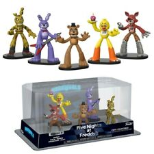Five Nights At Freddy 'Hero World figura 5-Pack-Serie 2-Foxy Chica Bonnie