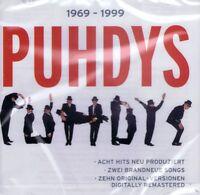 MUSIK-CD NEU/OVP - Puhdys - 1969-1999