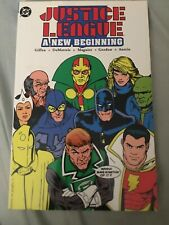New listing Justice League A New Beginning Keith Giffen