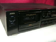 Aiwa AD-R707U Dolby B&C HxPro Cassette Deck - Fully Serviced - Great Sounds