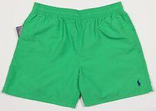 Men's POLO RALPH LAUREN Green Swimsuit Swim Trunks XL Extra Large NWT NEW 1033