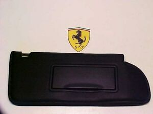 Ferrari 456 Sun Visor_GT_GTA_63754412_NEW_OEM_63754400_Black_Right Hand Side