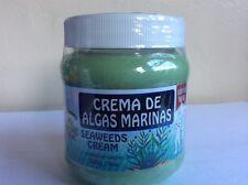 Crema Reductora De ALGAS MARINAS 9oz. Seaweed Wrap Cream  Made In Mexico exp2018
