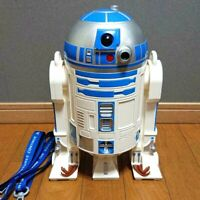 Tokyo Disney Resort Star Wars R2-D2 Popcorn Bucket Container Case TDL
