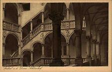 Spittal an der Drau Austria Kärnten AK ~1920/30 Schloss Innenhof Foto Schober