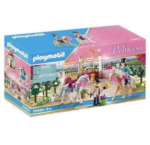 PLAYMOBIL® Prinzessinnenschloss 70450 Reitunterricht im Pferdestall - neu, ovp
