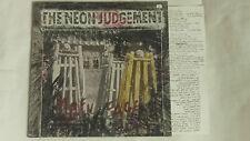 THE NEON JUDGEMENT -The Mafu Cage- LP
