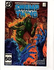 Swamp Thing #42 (1985, Dc) Nm- Vol 2 Alan Moore Steve Bissette
