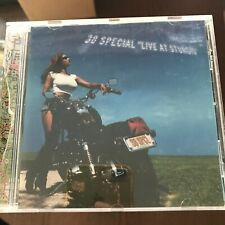 38 SPECIAL - LIVE AT STURGIS - CD CMC 1999