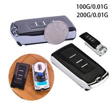 Portable Car Key Digital Scale 0.01g-100g/200g Mini Jewelry Weighing LCD Display