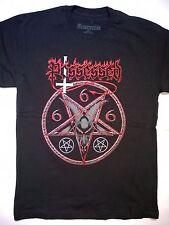 POSSESSED Large T-Shirt Dark Angel Sarcofago Hellhammer Autopsy Pestilence Razor