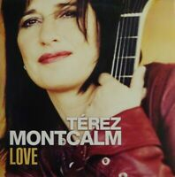 TÉREZ MONTCALM : LOVE / GROWING STRONGER - [ CD SINGLE PROMO ]