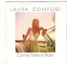 (EZ486) Laura Comfort, Come Take A Ride - 2014 CD