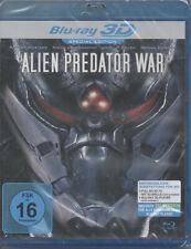 Alien Predator era 3d Blu Ray nuevo Robert amstler Nadia Lanfranconi