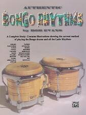 USED (LN) Authentic Bongo Rhythms: A Complete Study: Contains Illustrations Show