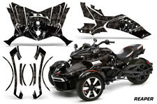 AMR Racing CanAm Spyder F3-S Roadster Graphic Kit Street Bike Decal Wrap REAP K