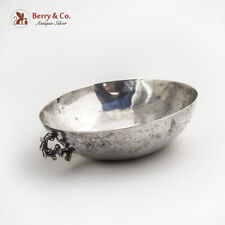 Spanish Colonial Serving Bowl Coin Silver 1800
