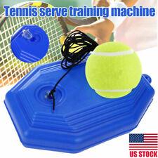 Upgrade Tennis Trainer Practice Aids Self-Study Rebound Ball Training Tool Usa