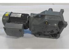 Sew Eurodrive K67DT80N4 Gear Motor 230/460V 1HP 1720RPM ! WOW !