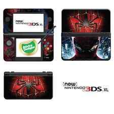 Spiderman Vinyl Skin Sticker for NEW Nintendo 3DS XL (with C Stick)