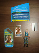 "MATTEL "" AVATAR Colonel Miles Quaritch ""  Figur 3.75 "" / 10 cm"