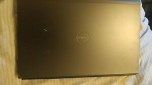 Dell Precision M6800 Laptop - i7 4900MQ 2.80GHz 16GB RAM 250gb ssd- Win 10 Pro