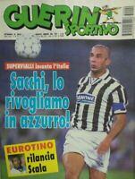 GUERIN SPORTIVO N.9 1995 CON INSERTO PANINI