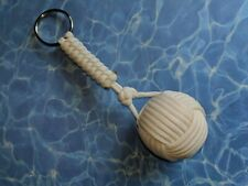 Floating Boat Keychain Glow in the Dark High Quality 550 Paracord