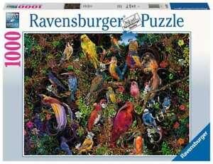 Ravensburger Puzzle 1000pc Birds of Art 6832-3