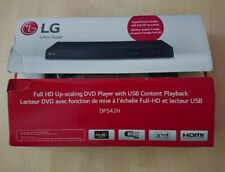 LG DP 542H DVD-Player, Full HD, HDMI, Dolby Digital DTS, MPEG *NEU+OVP*