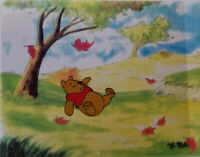 Disney Winnie the Pooh Original Production Cel