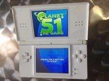 Nintendo DS Lite consola blanca (como nuevo.)