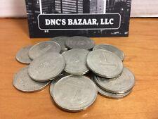 Trump Plaza Tower 1 Dollar Token, Casino Gaming Token, Atlantic City, New Jersey